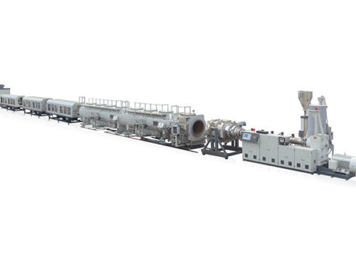 HDPE Water Supply/MPP Pipe Extrusion Line